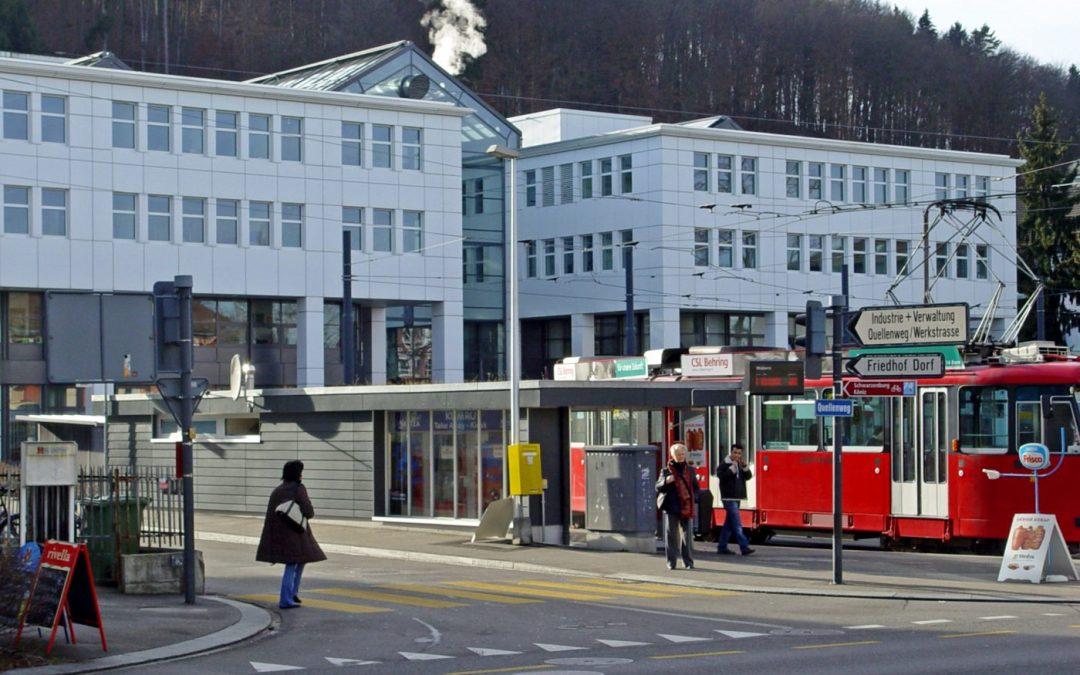 New AIDA report: Switzerland