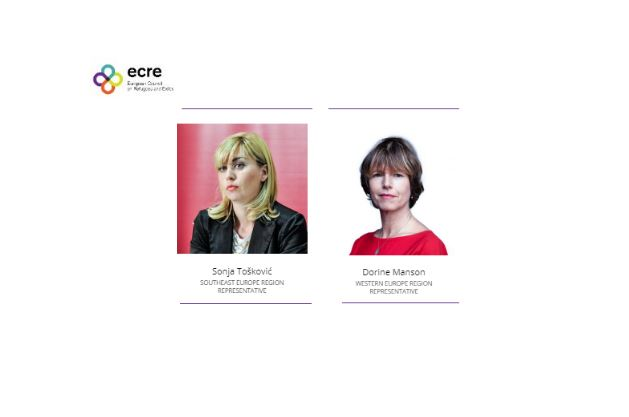 Interview: New faces on the ECRE Board
