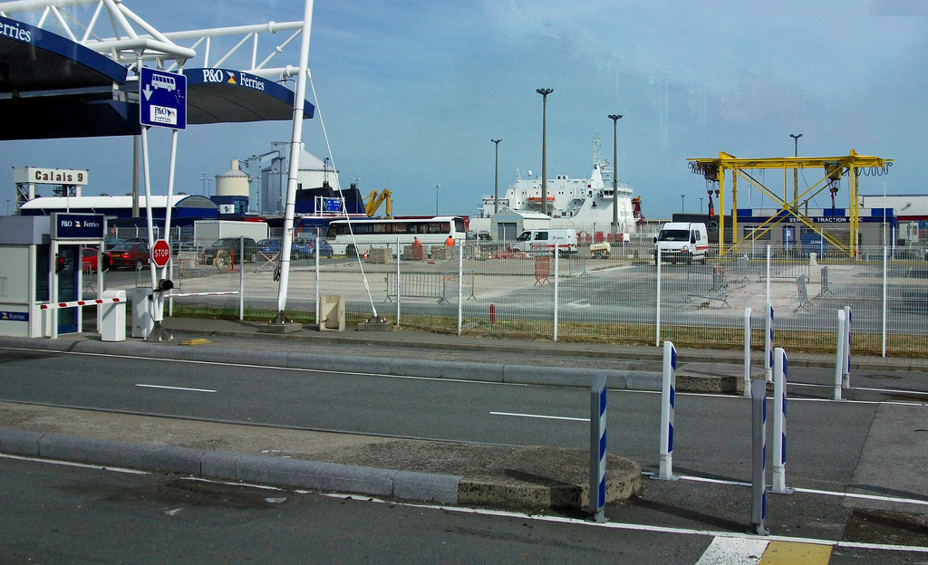 New Agreement over Border Control in Calais