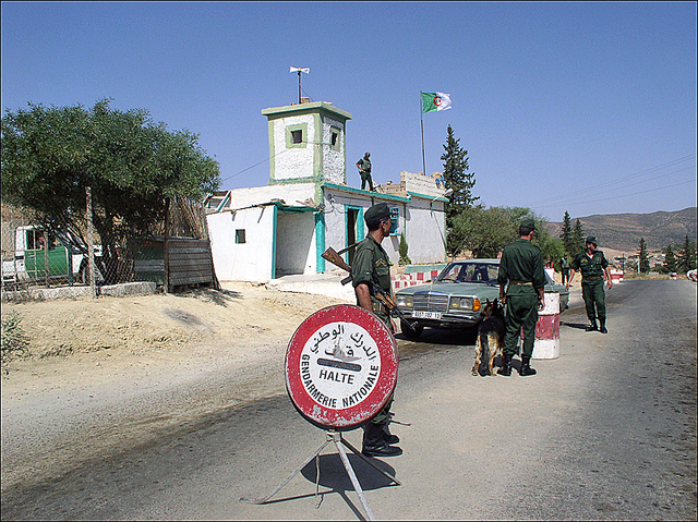 Algeria: mass deportations of African migrants