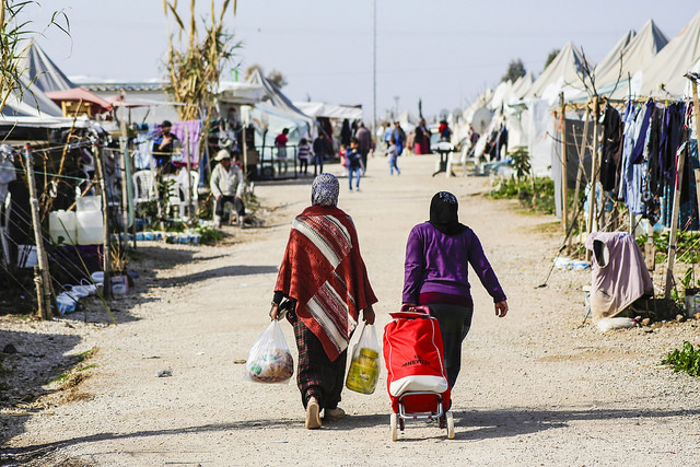 Weekly Editorial: Europe's support for Syria starts at home
