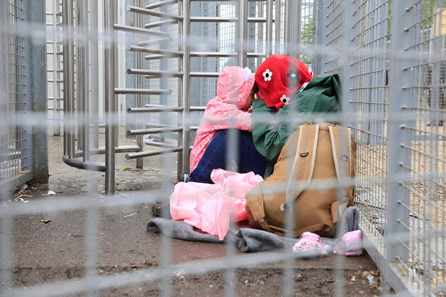 Victims of trafficking slip through the net in Hungarian transit zones