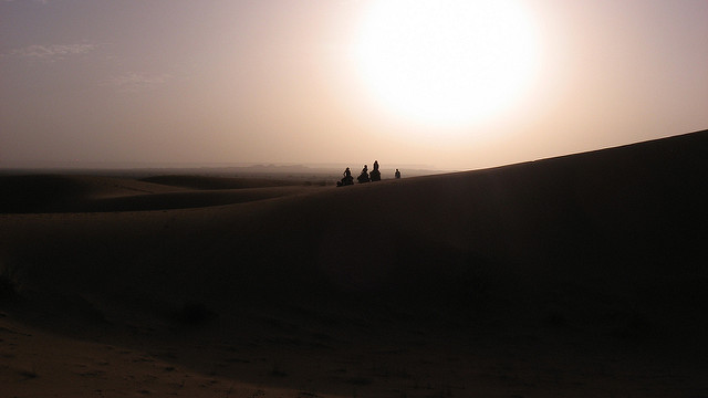 Algeria: growing number of migrants expelled into the Sahara desert to face death by exposure