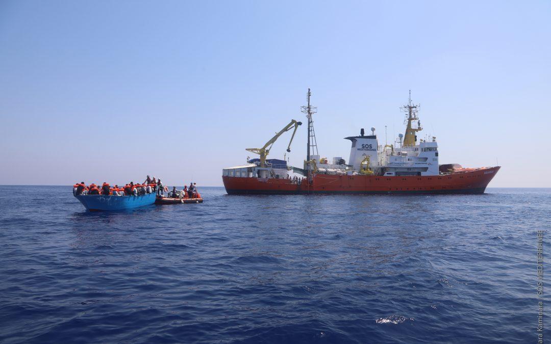 Disembarkation debacle: A political hot potato – with lives at stake