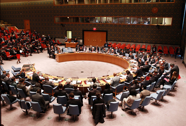 UN Security Council places sanctions on human traffickers in Libya