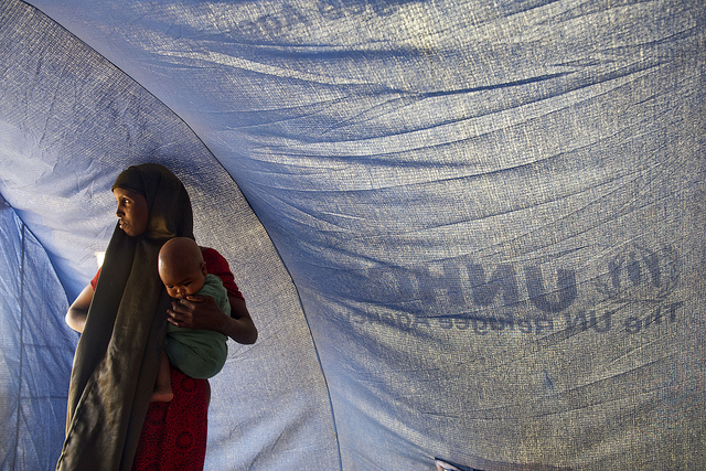 Forced displacement at record high of 68.5 million, UNHCR Global Trends report reveals