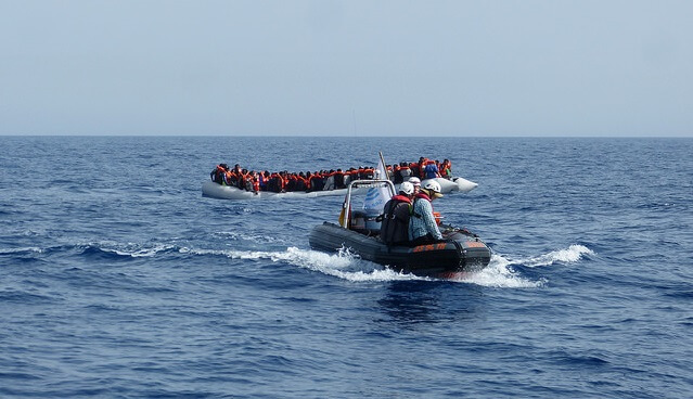 Search and Rescue ship to operate off the Libyan coast under Italian flag