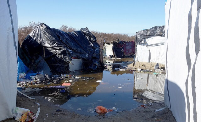 France: 2 Years After the Demolition of 'The Jungle', Camp Clearances Continue