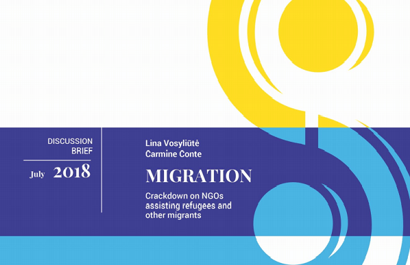 New Reports Highlight Threat of Anti- Migration Agenda to Civil Society