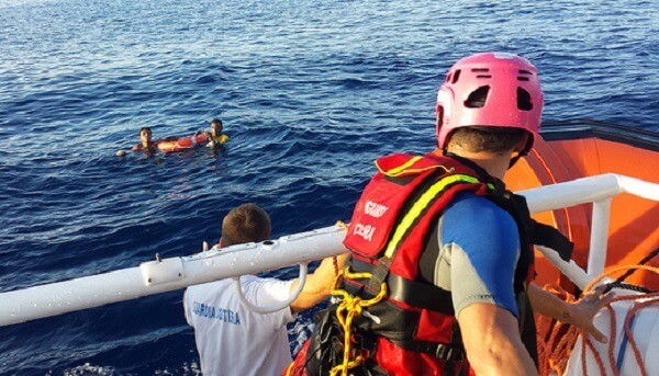 Mediterranean: Over 100,000 Arrivals Recorded so far in 2018, almost 2000 Dead or Missing