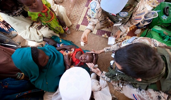 WHO Finds Migrants and Refugees in Good General Health but at Greater Risk