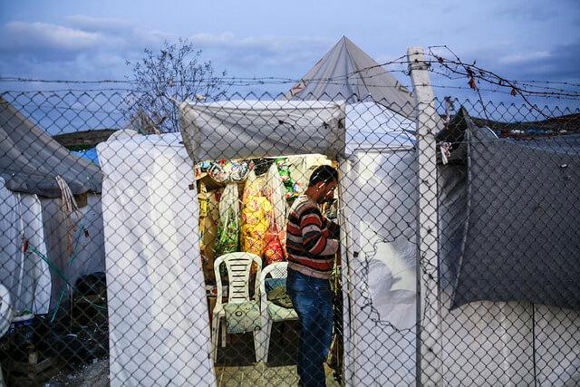 EU-Turkey Deal: Reception Conditions Trigger Voluntary Returns
