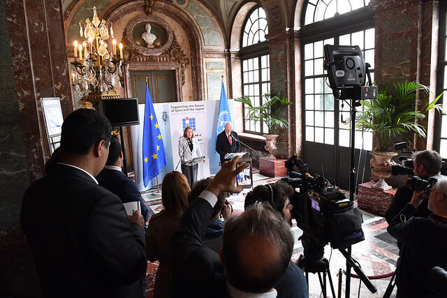 Third Brussels Conference on Supporting the Future of Syria and the Region