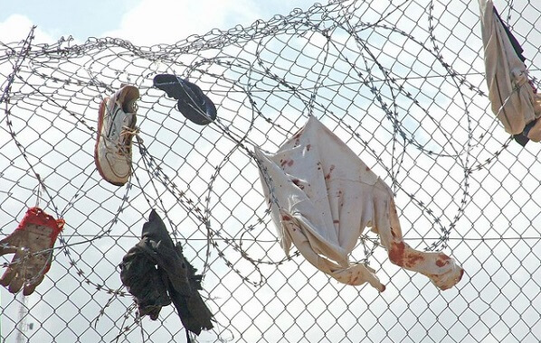 52 People Jump Fence into Melilla while 40 Arrested
