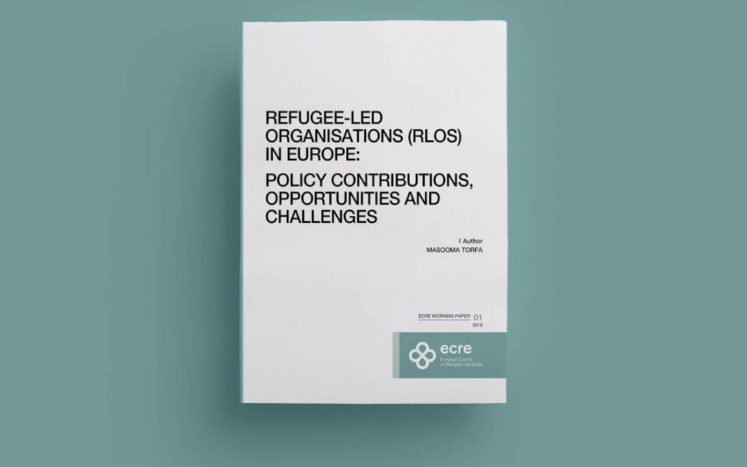 ECRE Working Paper: Refugee-Led Organisations (RLOs) in Europe: Policy Contributions, Opportunities and Challenges