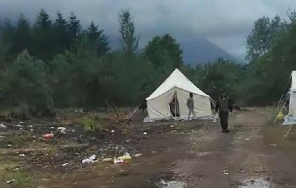 "Bosnia and Herzegovina: Local Authorities Relocate People to ""Middle of Nowhere"""