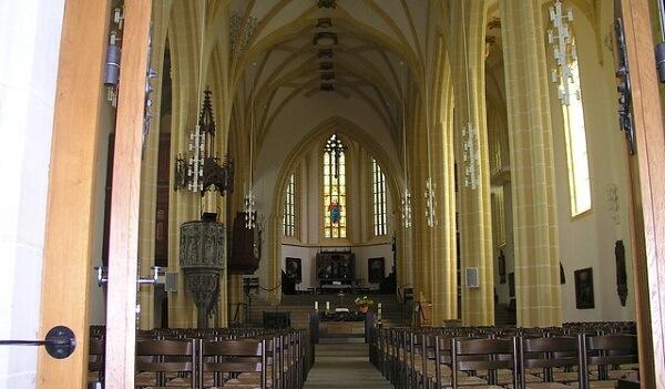 Germany: End of Church Asylum?