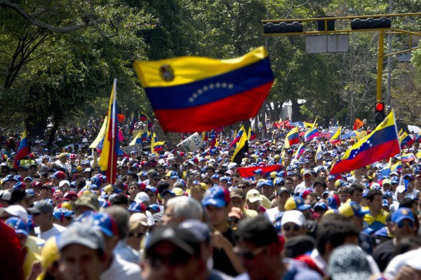 Over Four Million Refugees have Fled the Deepening Humanitarian Crisis in Venezuela