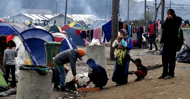 Slight Increase of Arrivals to Greece Adds to Humanitarian Crisis