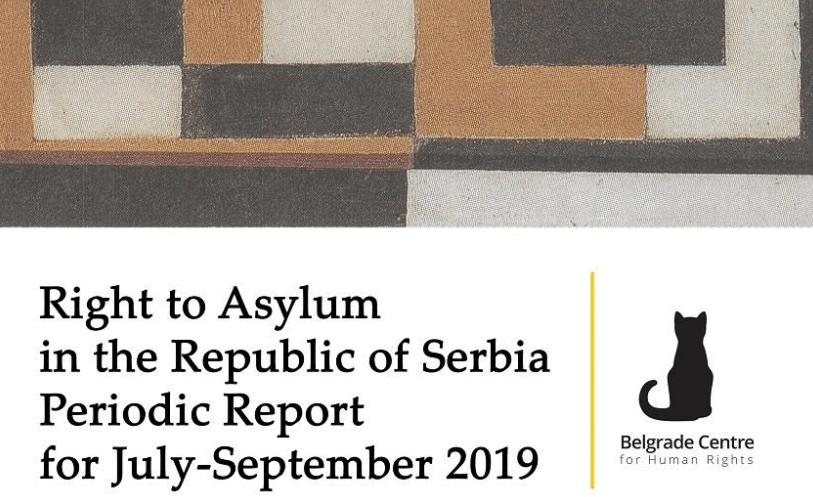 Serbia: Report Denounces Poor Quality of Asylum Decisions and Obstacles to Integration