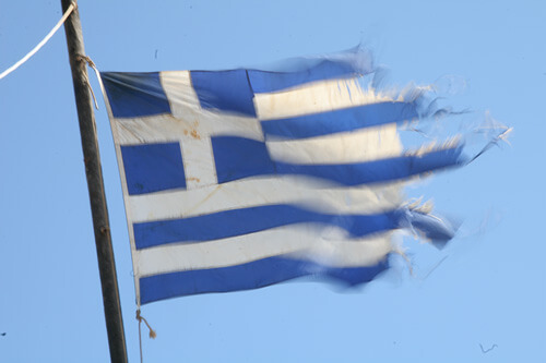 France to Assist Greece Where Situation Continues to Worsen