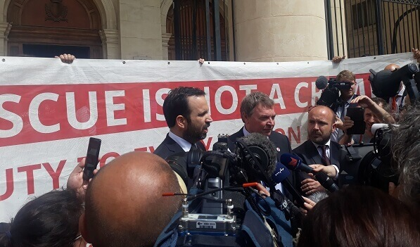 Appeal Court Clears Lifeline Captain of all Charges – NGOs Continue to Rescue