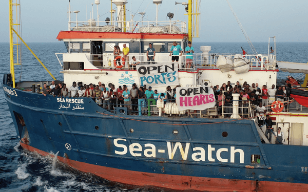 Safe Ports in Italy for 237 People but 1000 Returned to Detention in Libya