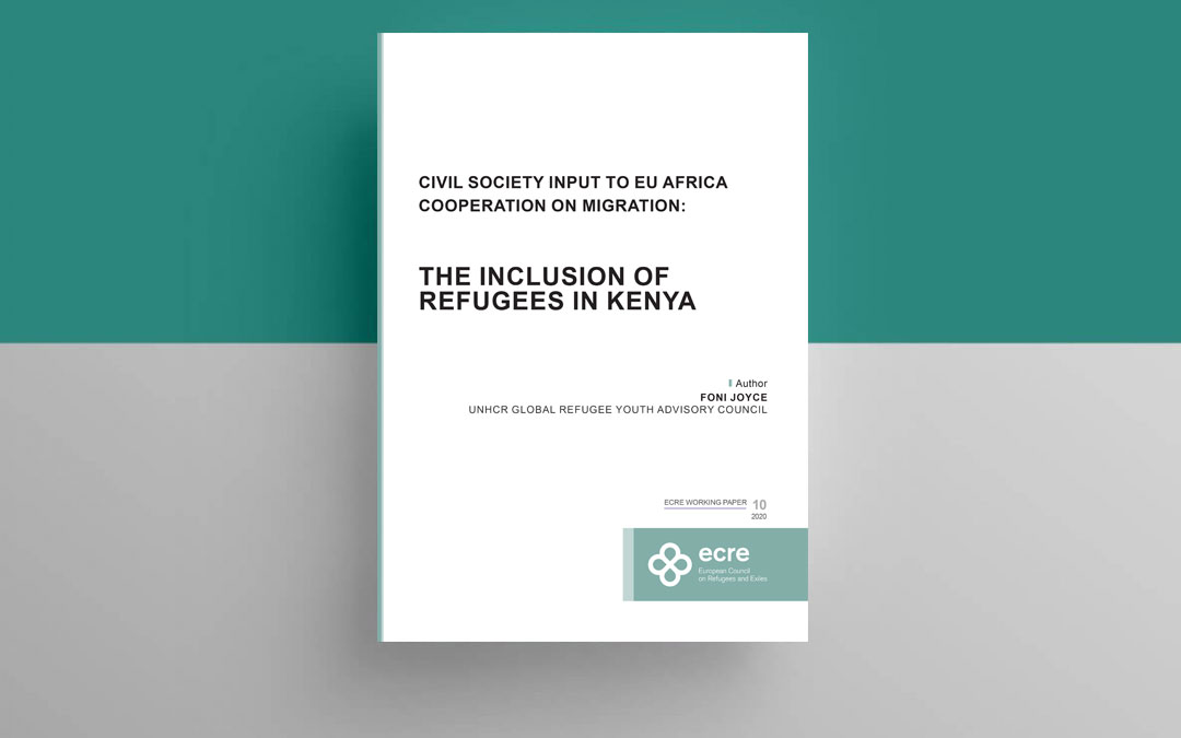 ECRE Working Paper: Civil Society Input to EU-Africa Cooperation on Migration: The Inclusion of Refugees in Kenya