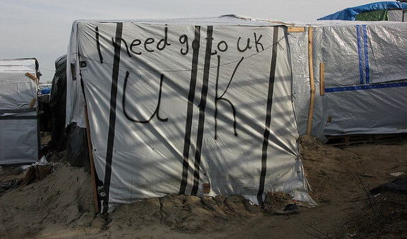 France: NGOs Urged Sanitary Measure to Protect Those Stuck in Calais and Grand-Synthe