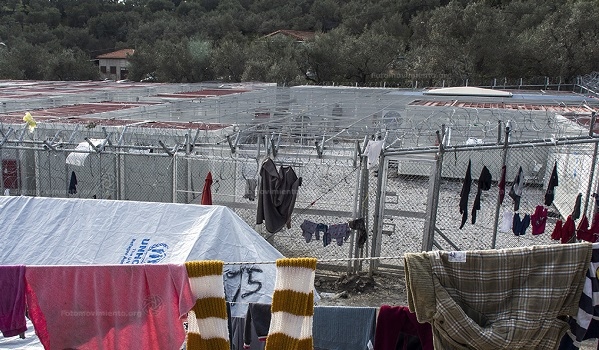 Greece: Pushbacks Continue, Eviction of Makeshift Camp in Athens