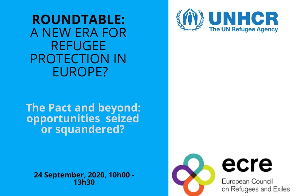 Roundtable: A new era for refugee protection in Europe?